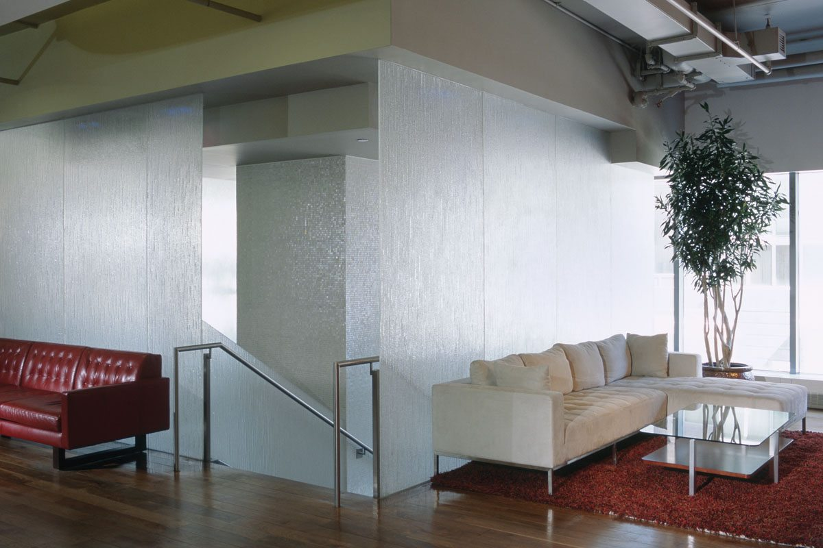 Large Glass Wall Office