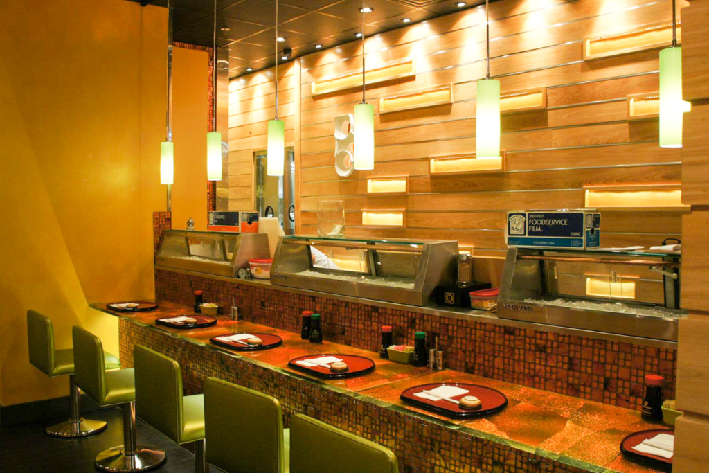Bonsai Japanese Steakhouse Glass