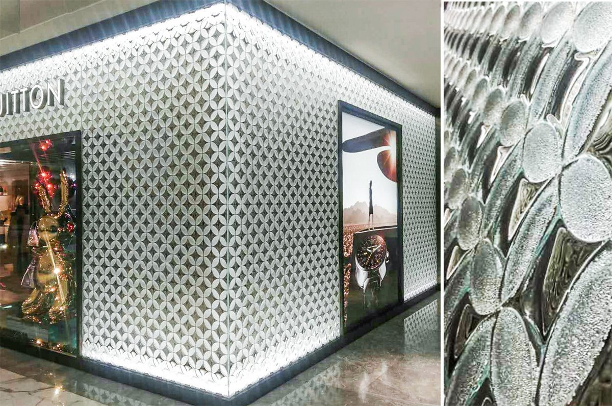 Calgary Architectural Decorative Glass