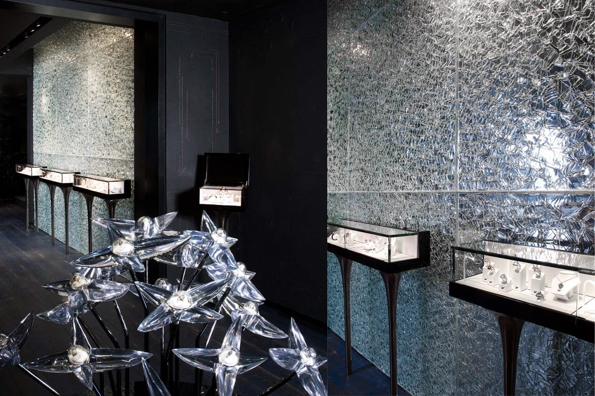 Mauboussin Glass Walls