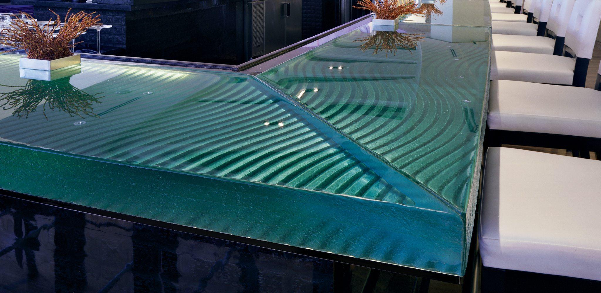Naples 4 Inch Glasstop