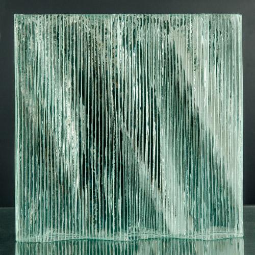 Stax Flex Silvered Glass Front