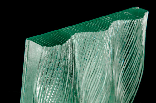 Stax Flex Silvered Glass side
