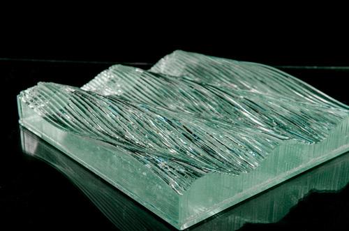 Stax Flex Silvered Glass Flat