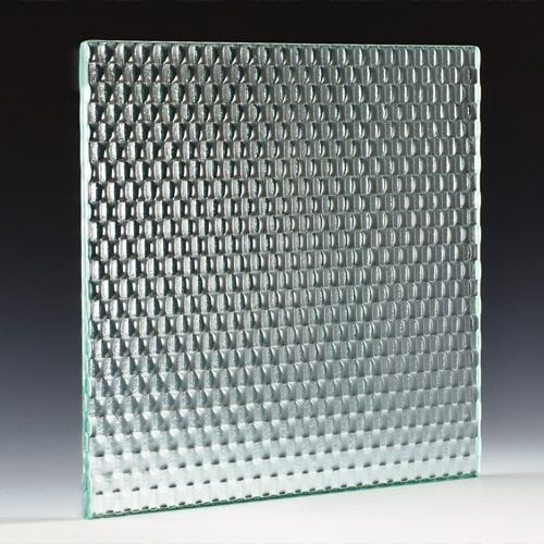 Binary Textured Glass
