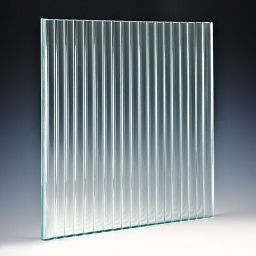 Channel Architectural Cast Glass
