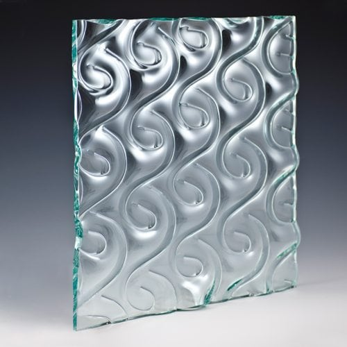 Koil Architectural Cast Glass