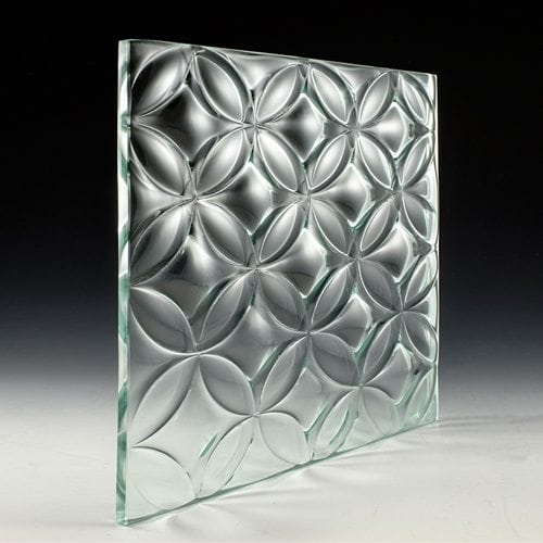 Convex Nexus Textured Glass