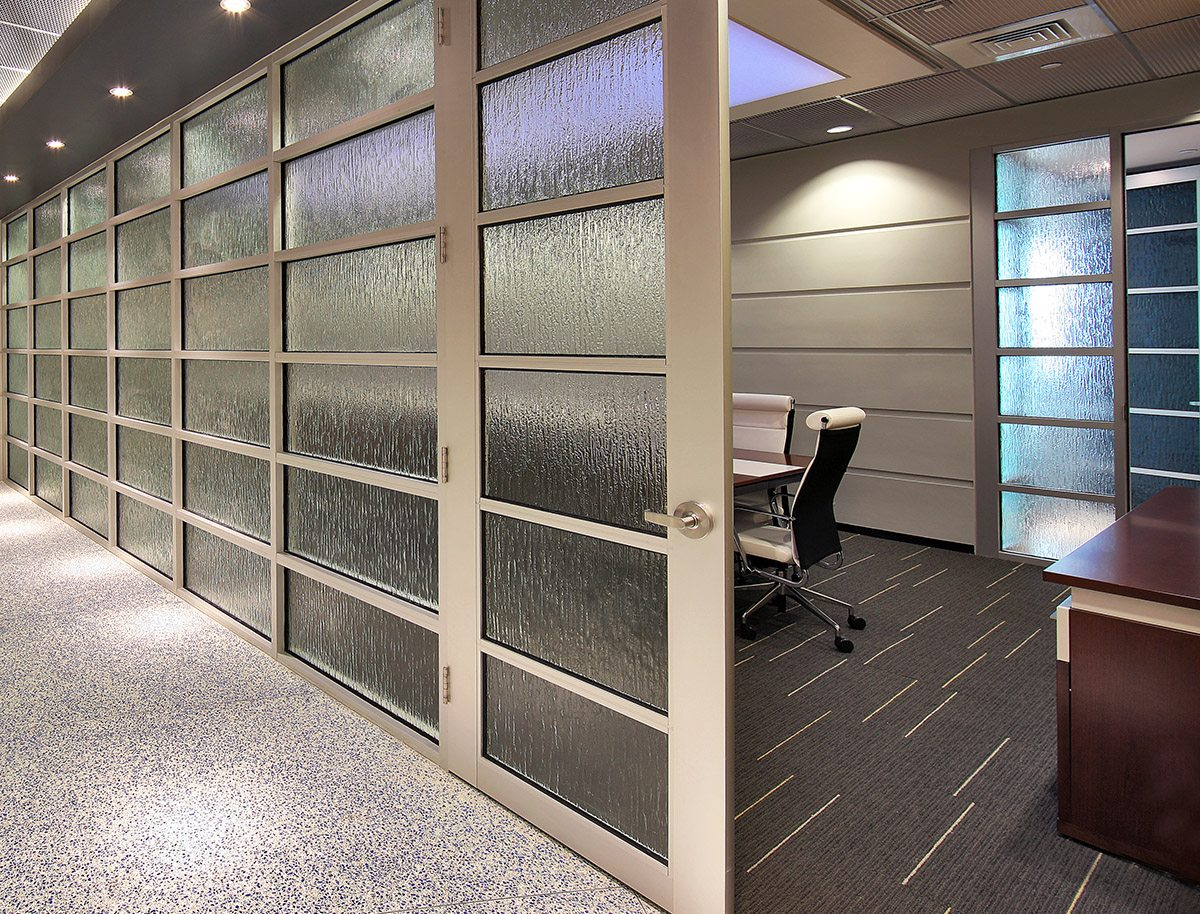 New York City Cast Glass Doors 2