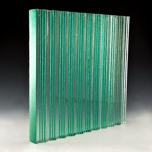 Stax Beamz Clear Textured Glass