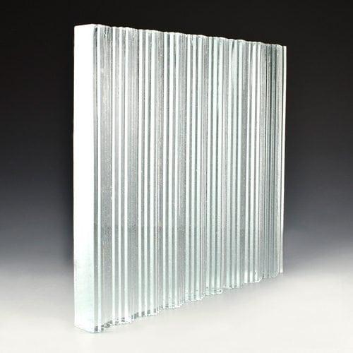 Stax Beamz Low Iron Textured Glass