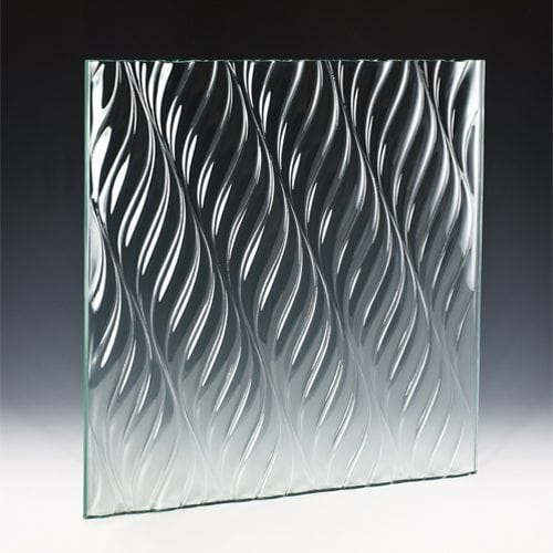 Torques Architectural Cast Glass