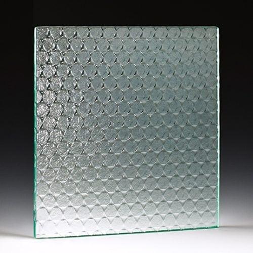 Trillium Textured Glass