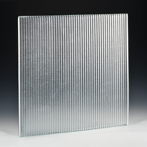 Sawtooth Micro Textured Glass