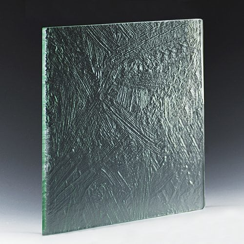 Azteca Textured Glass