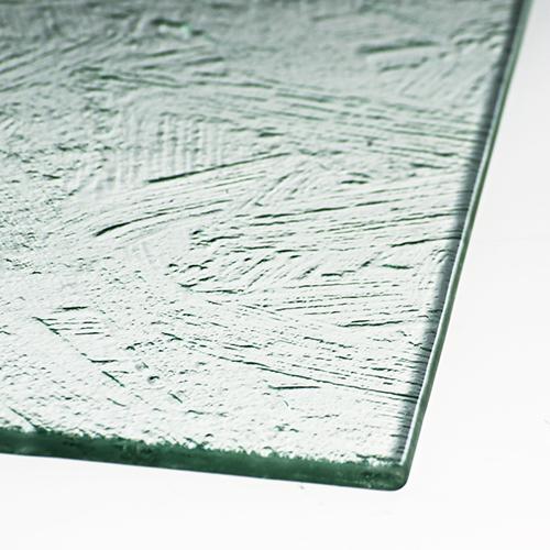 Azteca Glass Example Corner