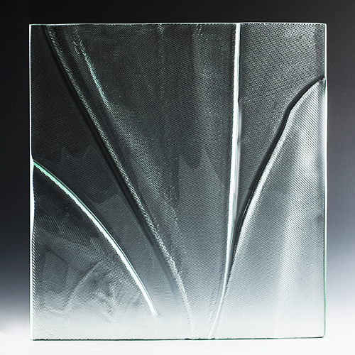 Front Ruche Glass