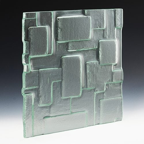 Citadel Textured Glass