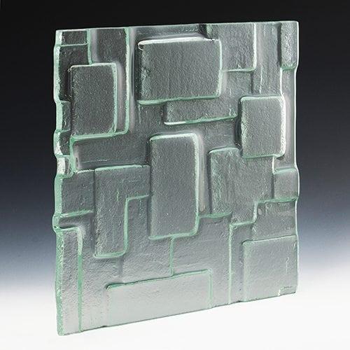 Citadel Textured Glass