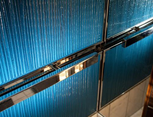 Vdara Hotel Glass Facade