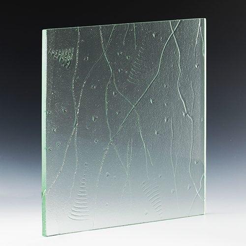 Miranda Textured Glass