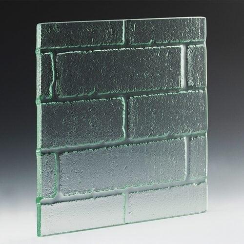 Brix Textured Glass