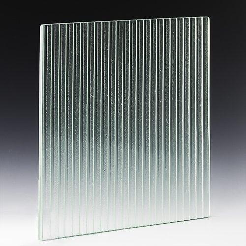 Linear XL Textured Glass