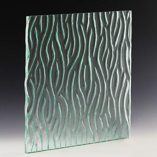 Sahara Textured Glass
