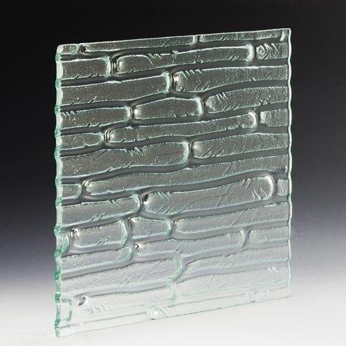 Castle Textured Glass