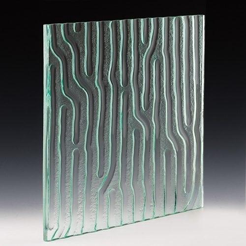 Sandtide Textured Glass