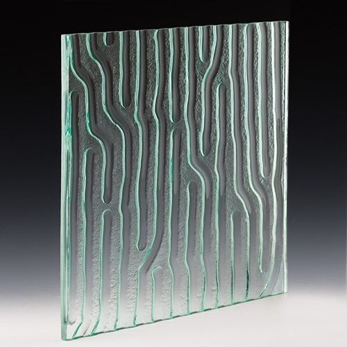 Sandtide Textured Glass