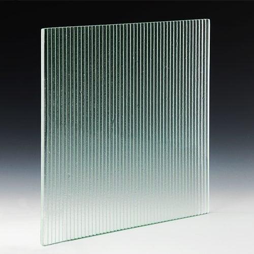 Linear Textured Glass