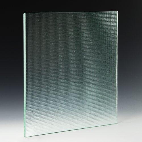 Microfibre Textured Glass