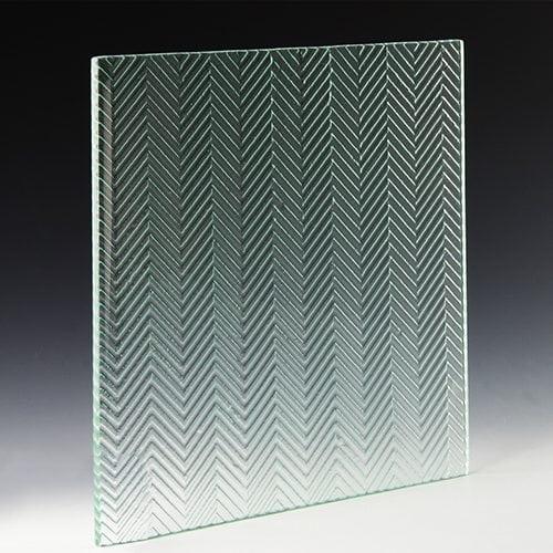 V-Tec Textured Glass