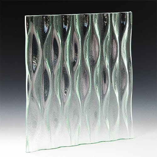 Wavelet Textured Glass