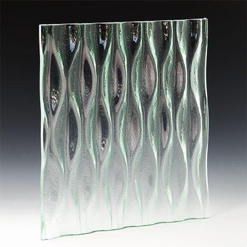 Wavelet Textured Glass