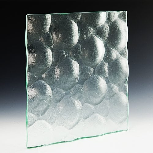 Boulder Textured Glass
