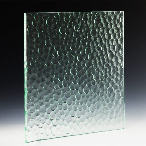 Caldera Textured Glass