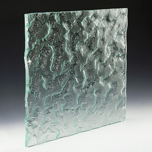 Granite Textured Glass