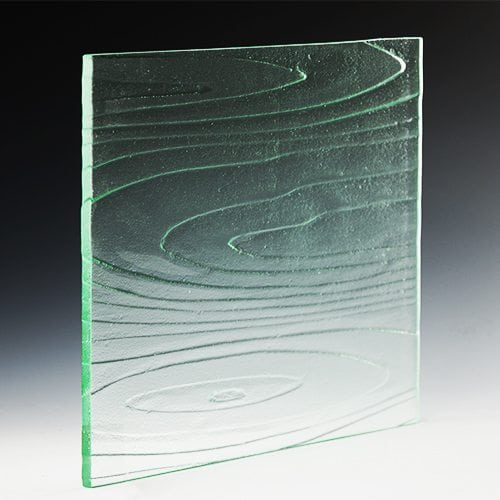 Plank Textured Glass