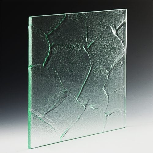 Shale Textured Glass