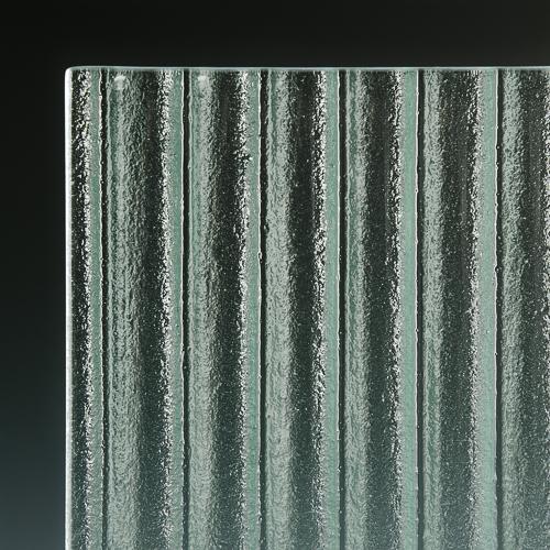Arroyo Textured Glass corner