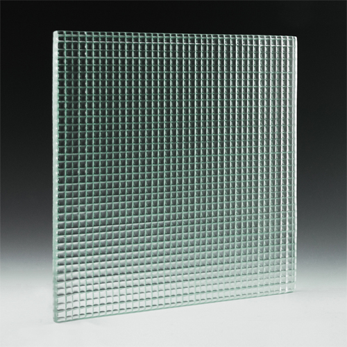 Screen Textured Glass