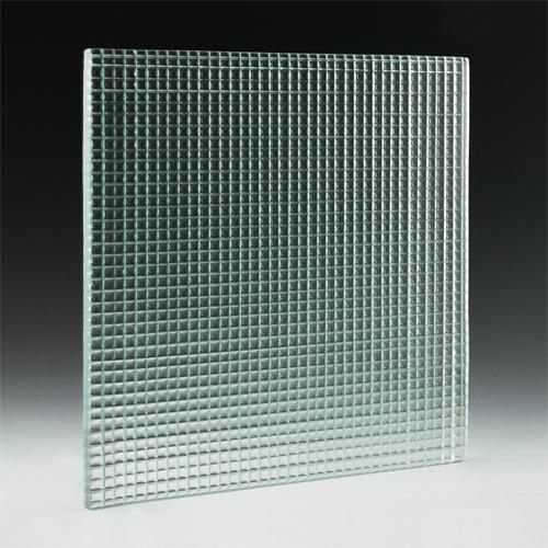 Screen Textured Glass