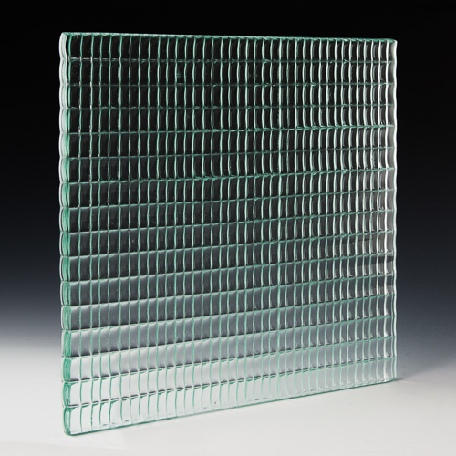Sequential Textured Glass