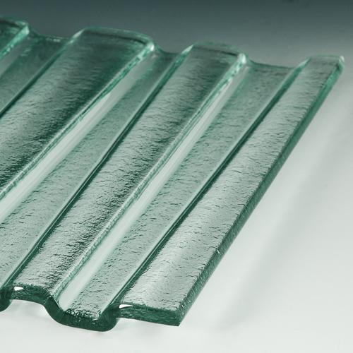 Grade Textured Glass flat