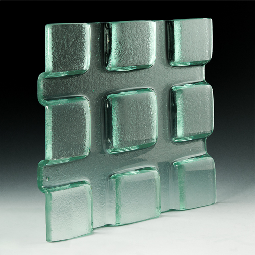 Impression Textured Glass angle