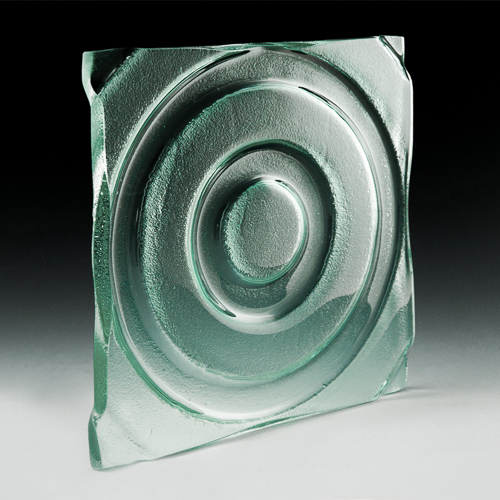 Ring Textured Glass angle