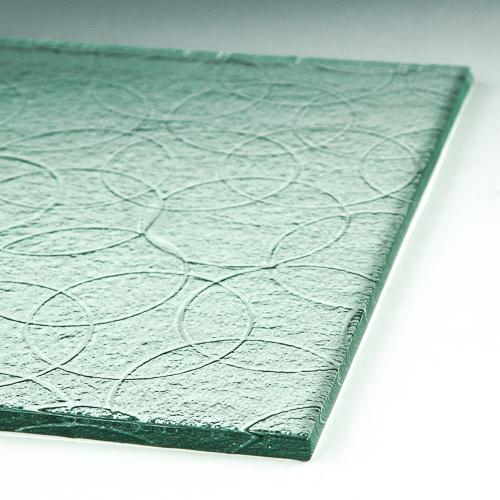 Spiro Textured Glass flat 1