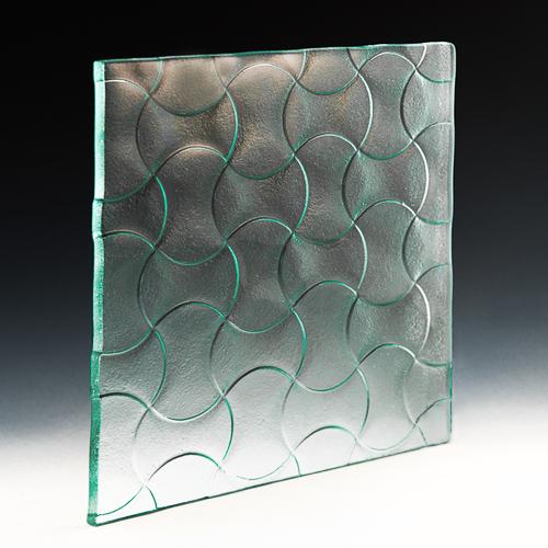 Tennis Textured Glass angle